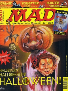 Go to MAD Magazine #2 • Germany • 2nd Edition - Dino/Panini