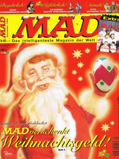 Go to MAD Magazine #3 • Germany • 2nd Edition - Dino/Panini
