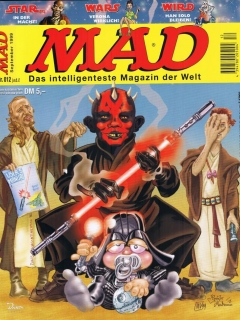 Go to MAD Magazine #12 • Germany • 2nd Edition - Dino/Panini
