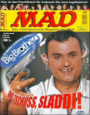 MAD Magazine #26 • Germany • 2nd Edition - Dino/Panini