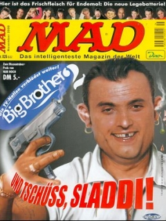 Go to MAD Magazine #26