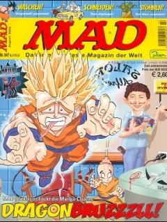 Go to MAD Magazine #47 • Germany • 2nd Edition - Dino/Panini