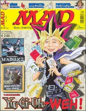 MAD Magazine #57 • Germany • 2nd Edition - Dino/Panini