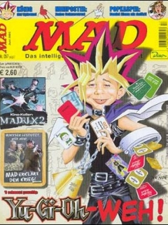 Go to MAD Magazine #57 • Germany • 2nd Edition - Dino/Panini