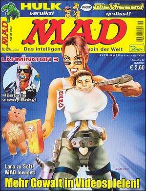 MAD Magazine #59 • Germany • 2nd Edition - Dino/Panini