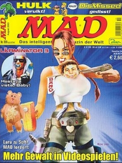 Go to MAD Magazine #59 • Germany • 2nd Edition - Dino/Panini
