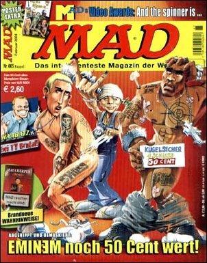 MAD Magazine #65 • Germany • 2nd Edition - Dino/Panini