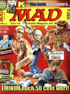 Go to MAD Magazine #65 • Germany • 2nd Edition - Dino/Panini