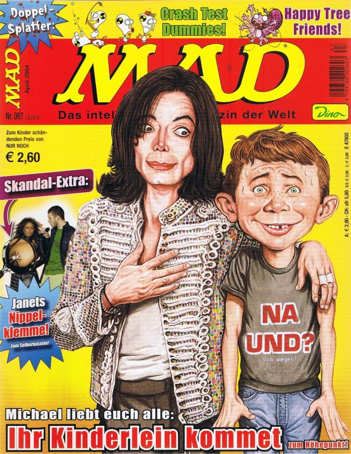 MAD Magazine #67 • Germany • 2nd Edition - Dino/Panini