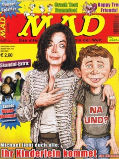 Go to MAD Magazine #67 • Germany • 2nd Edition - Dino/Panini