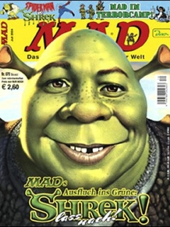 Go to MAD Magazine #70 • Germany • 2nd Edition - Dino/Panini