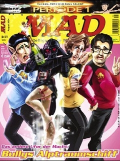 Go to MAD Magazine #71 • Germany • 2nd Edition - Dino/Panini