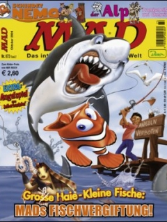 Go to MAD Magazine #73 • Germany • 2nd Edition - Dino/Panini