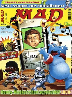 Go to MAD Magazine #78 • Germany • 2nd Edition - Dino/Panini