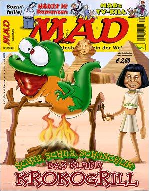 MAD Magazine #79 • Germany • 2nd Edition - Dino/Panini