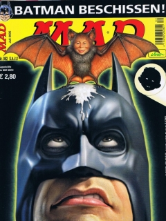 Go to MAD Magazine #82 • Germany • 2nd Edition - Dino/Panini