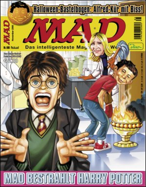MAD Magazine #86 • Germany • 2nd Edition - Dino/Panini