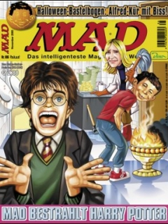 Go to MAD Magazine #86 • Germany • 2nd Edition - Dino/Panini