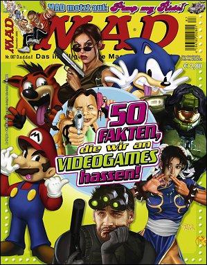 MAD Magazine #87 • Germany • 2nd Edition - Dino/Panini