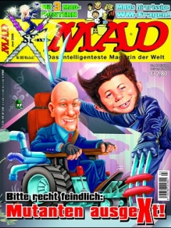 MAD Magazine #93 • Germany • 2nd Edition - Dino/Panini