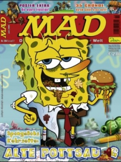 Go to MAD Magazine #94 • Germany • 2nd Edition - Dino/Panini