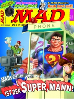 Go to MAD Magazine #95 • Germany • 2nd Edition - Dino/Panini