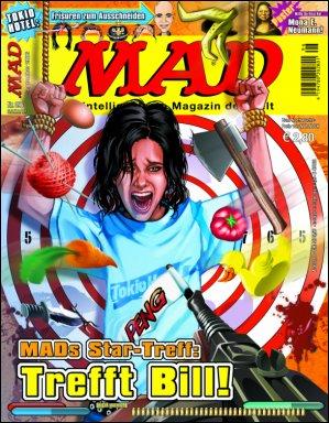 MAD Magazine #96 • Germany • 2nd Edition - Dino/Panini