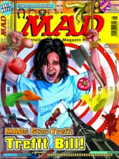 Go to MAD Magazine #96 • Germany • 2nd Edition - Dino/Panini