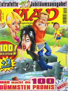 Go to MAD Magazine #100 • Germany • 2nd Edition - Dino/Panini