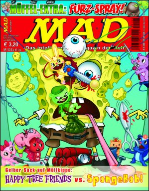MAD Magazine #103 • Germany • 2nd Edition - Dino/Panini