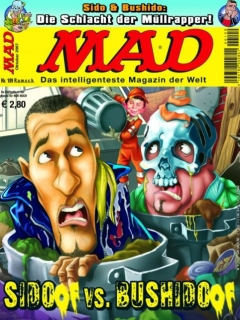 Go to MAD Magazine #109 • Germany • 2nd Edition - Dino/Panini