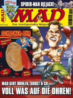 Go to MAD Magazine #112 • Germany • 2nd Edition - Dino/Panini
