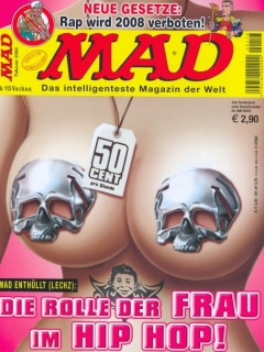 Go to MAD Magazine #113 • Germany • 2nd Edition - Dino/Panini