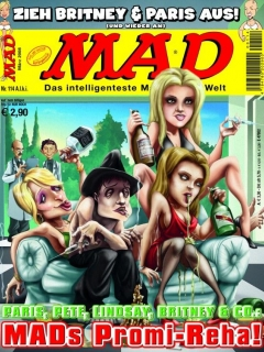 Go to MAD Magazine #114 • Germany • 2nd Edition - Dino/Panini