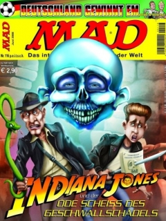 Go to MAD Magazine #116 • Germany • 2nd Edition - Dino/Panini