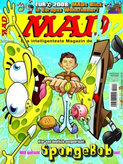Go to MAD Magazine #117 • Germany • 2nd Edition - Dino/Panini