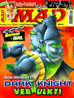 Go to MAD Magazine #118 • Germany • 2nd Edition - Dino/Panini