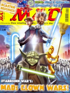 Go to MAD Magazine #119 • Germany • 2nd Edition - Dino/Panini