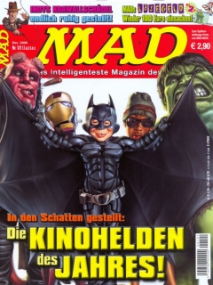 Go to MAD Magazine #121 • Germany • 2nd Edition - Dino/Panini