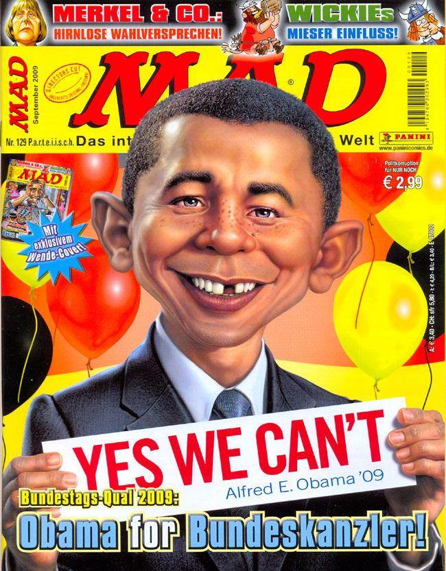 MAD Magazine #129 • Germany • 2nd Edition - Dino/Panini