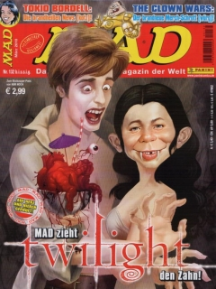 Go to MAD Magazine #132 • Germany • 2nd Edition - Dino/Panini