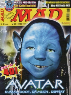 Go to MAD Magazine #133