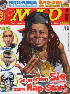 Go to MAD Magazine #137 • Germany • 2nd Edition - Dino/Panini