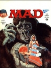 MAD Magazine #21 • Greece • 1st Edition