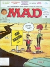 MAD Magazine #37 • Greece • 1st Edition