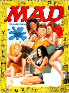 Go to MAD Magazine #19 • Greece • 2nd Edition