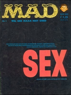Go to MAD Magazine #2 • Netherlands • 1st Edition