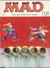 MAD Magazine #4 • Netherlands • 1st Edition