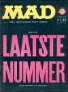 MAD Magazine #5 • Netherlands • 1st Edition