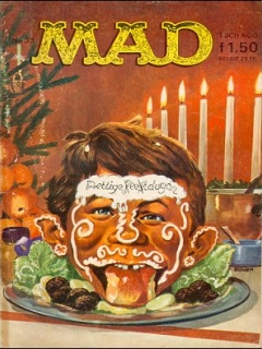 Go to MAD Magazine #33 • Netherlands • 1st Edition